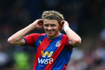 Conor John Gallagher Crystal Palace Chelsea
